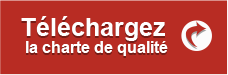 Téléchargez la charte de qualité