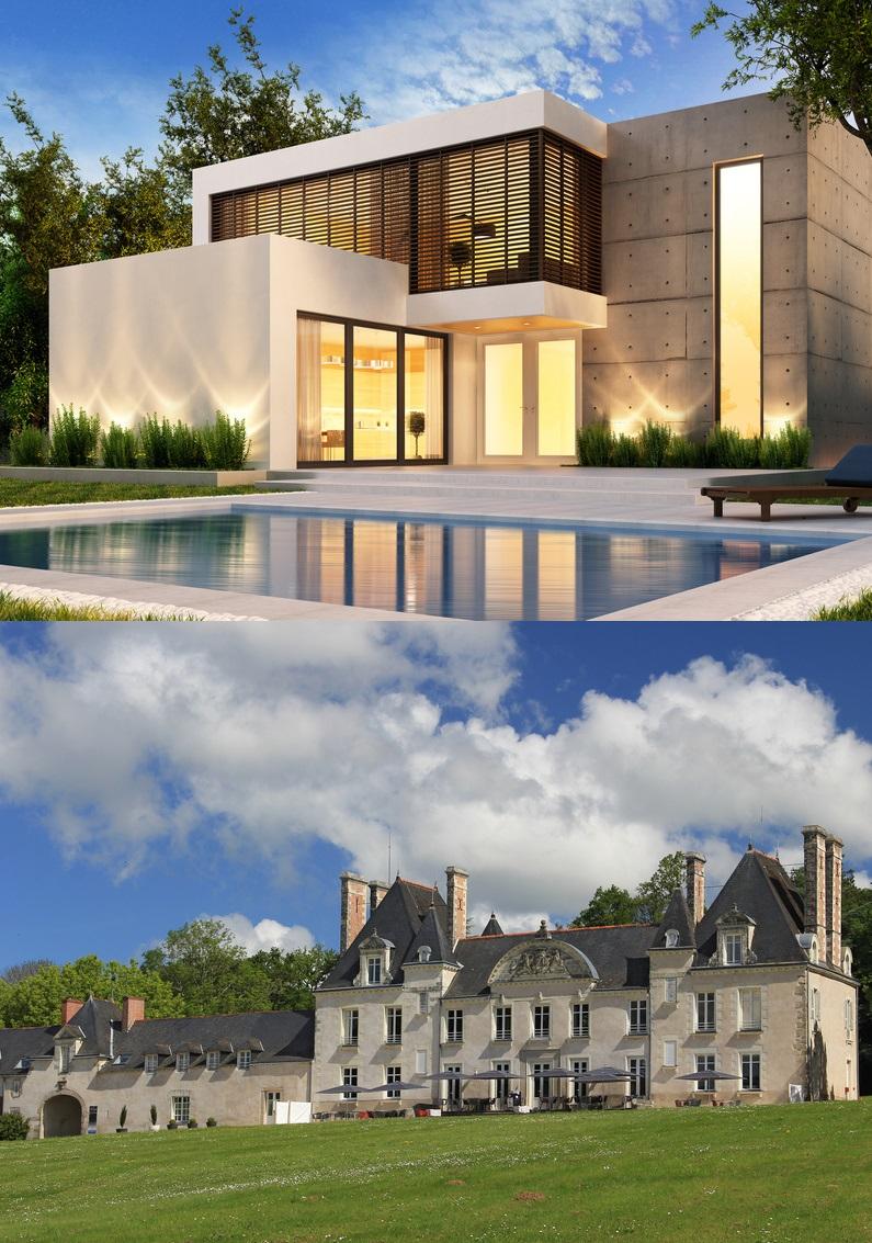 Grandes demeures